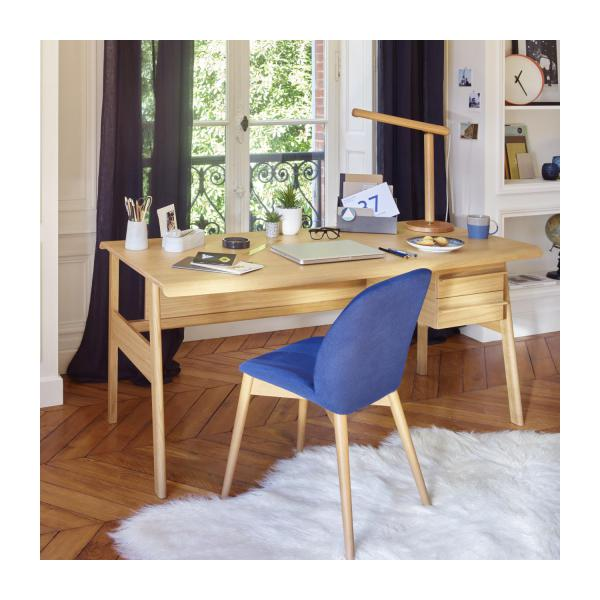 Big oak desk - Design by Joachim Jirou Najou n°4