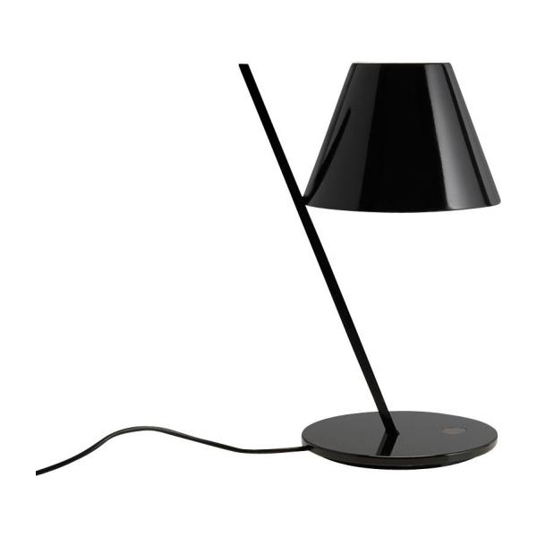 artemide petite lampe poser noire habitat. Black Bedroom Furniture Sets. Home Design Ideas