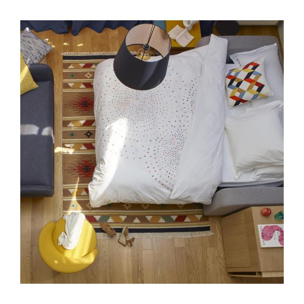 Duvet cover , with patterns 260x240 n°5