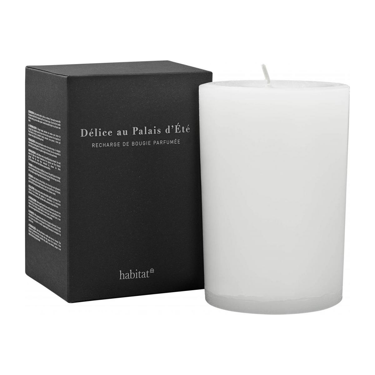 Refill for large Palais scented candle, 600g n°1