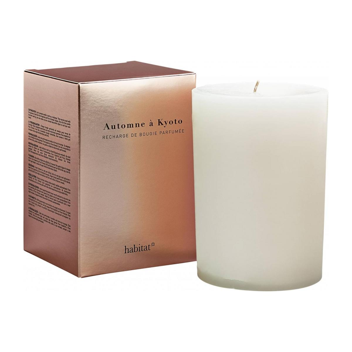 Refill for large Kyoto scented candle, 600 g n°1
