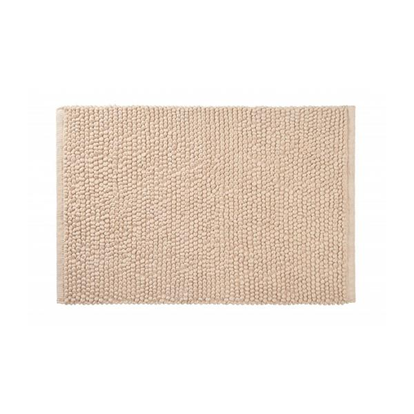 bobble tapis de bain en coton 50x80cm taupe habitat. Black Bedroom Furniture Sets. Home Design Ideas