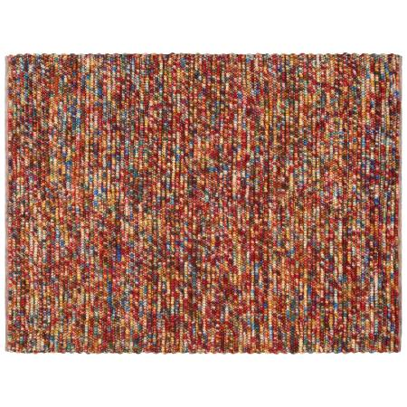 Kiparati Woven Carpet Multicolore Made Of Wool 240x170cm With