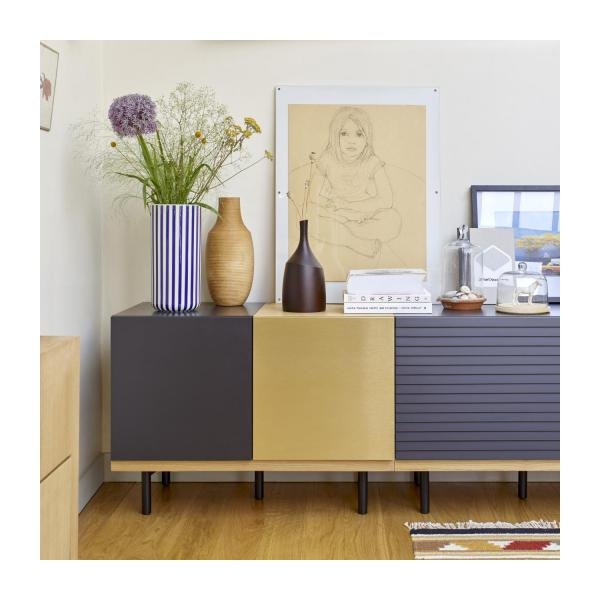 Small skirting board for modular storage n°6