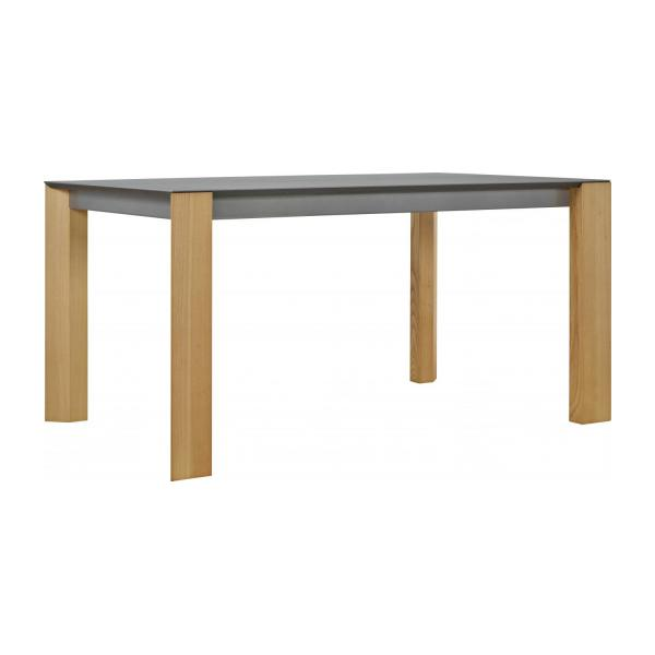 Giulia table de salle manger en c ramique 150 cm for Table de salle a manger chez but