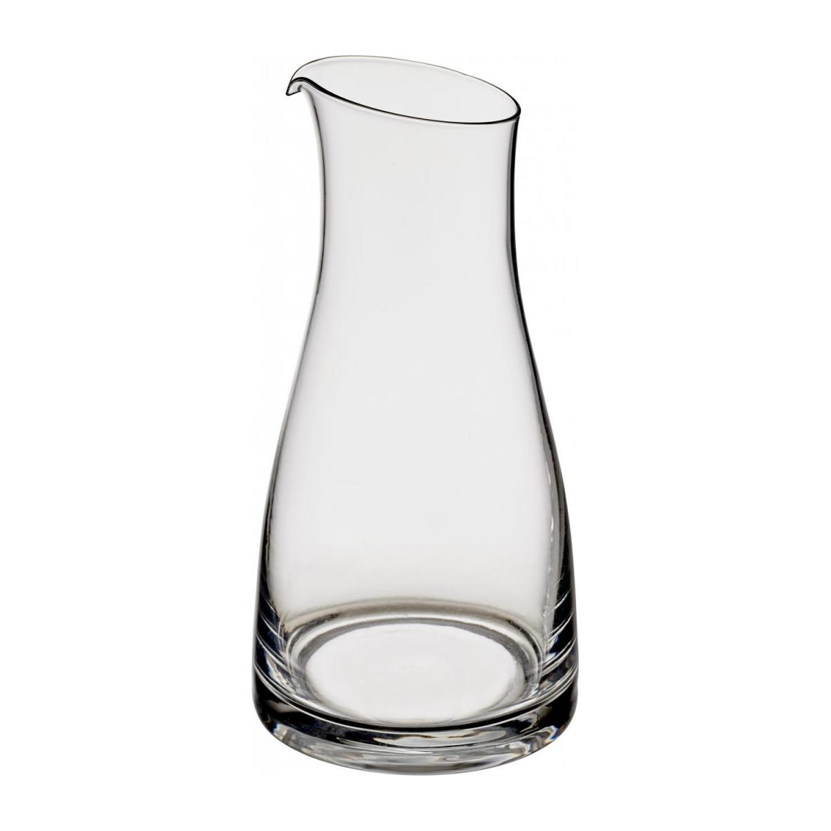 Glass Carafe 0.5L Clear n°2