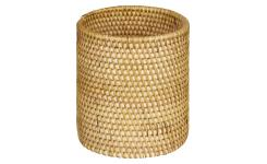 Rattan Utensil Pot
