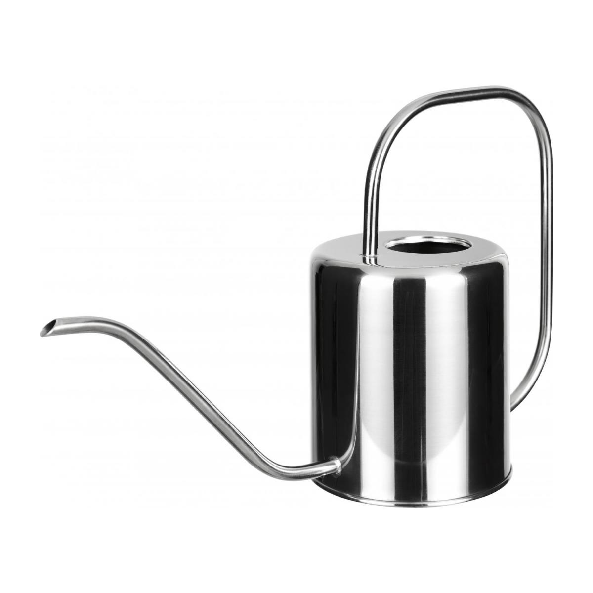 Stainless Steel Watering Can 1.5L n°1