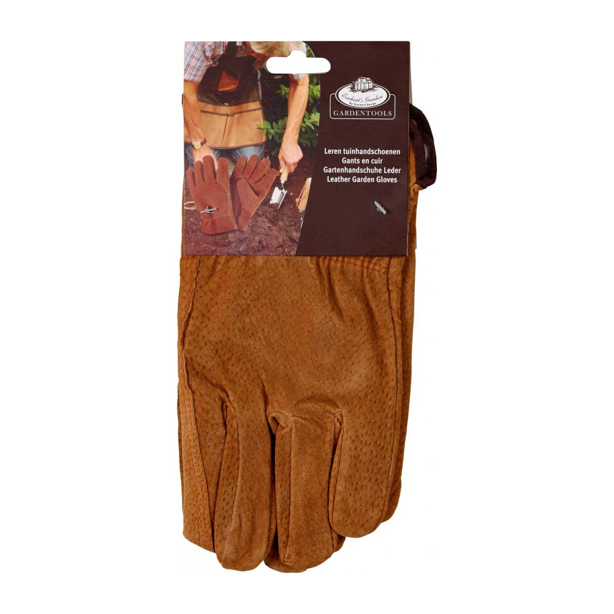 Garden Leather Gloves n°1
