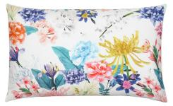 Printed Cotton Pillow Case 50x80cm