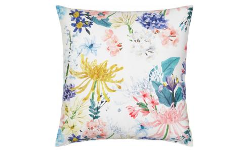 Printed Cotton Pillow Case 65x65cm