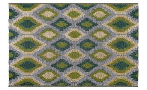 Outdoor Rug 120x180cm Green