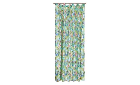 Multi-coloured Shower Curtain 200x180cm