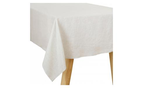 Nappe en lin naturel