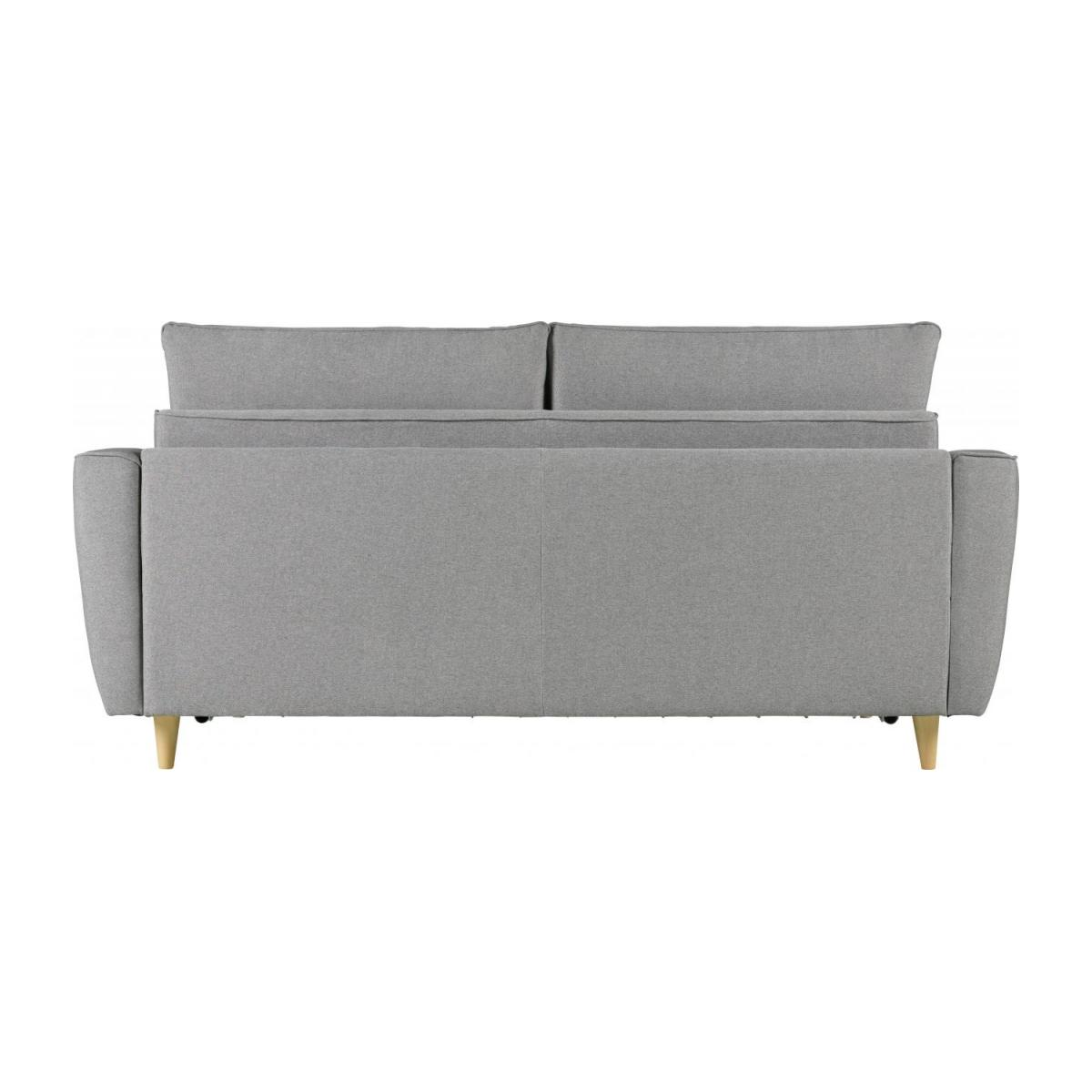 3 seater Sofa Bed with slatted base n°5