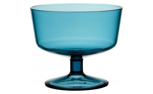 Acrylic Ice-Cream Bowl Blue