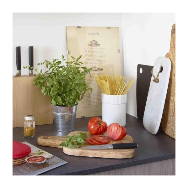 George Plate Board In Olive Tree 38cm Habitat