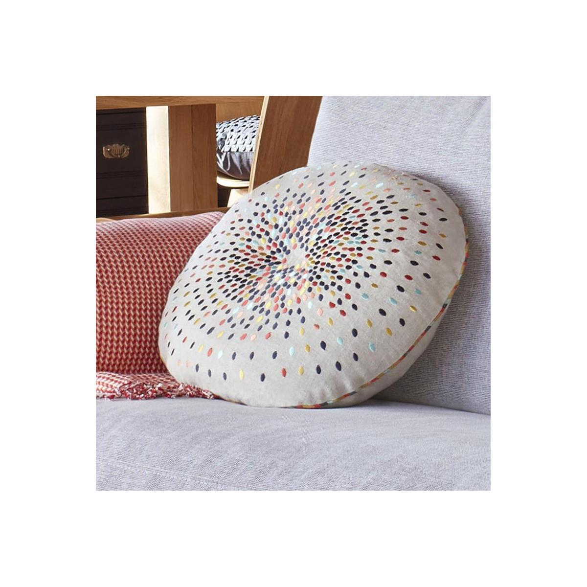 Cushion 50x50cm with patterns n°4