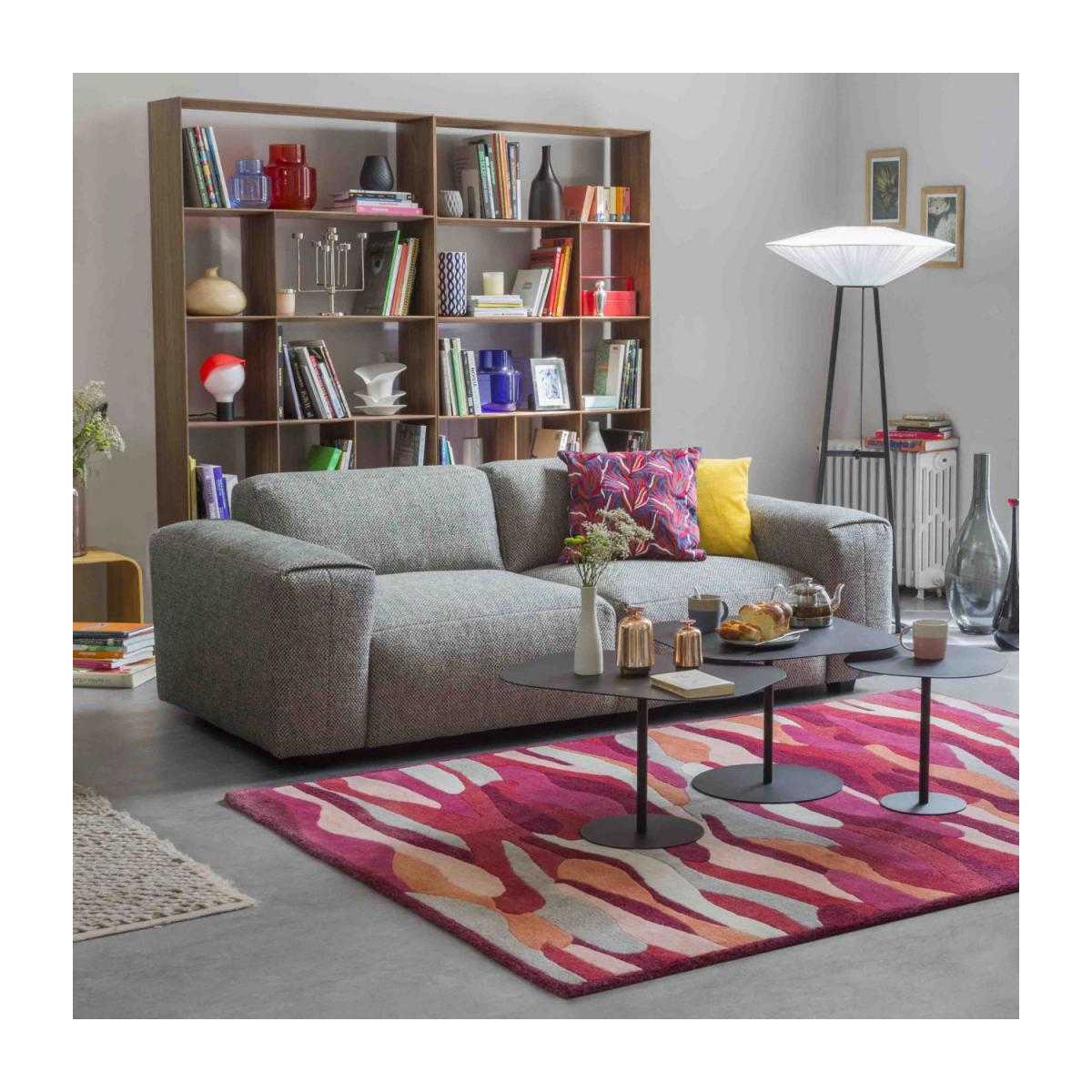 4-seter sofa, sort n°13