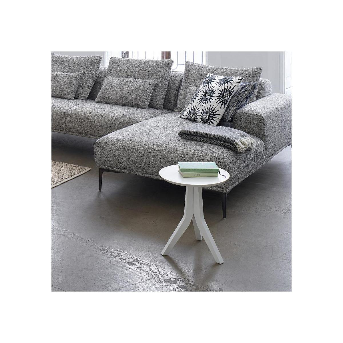 Table d'appoint en hêtre blanche n°5