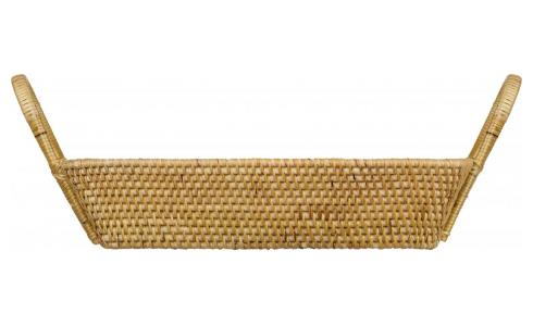 Rattan Basket Rectangular
