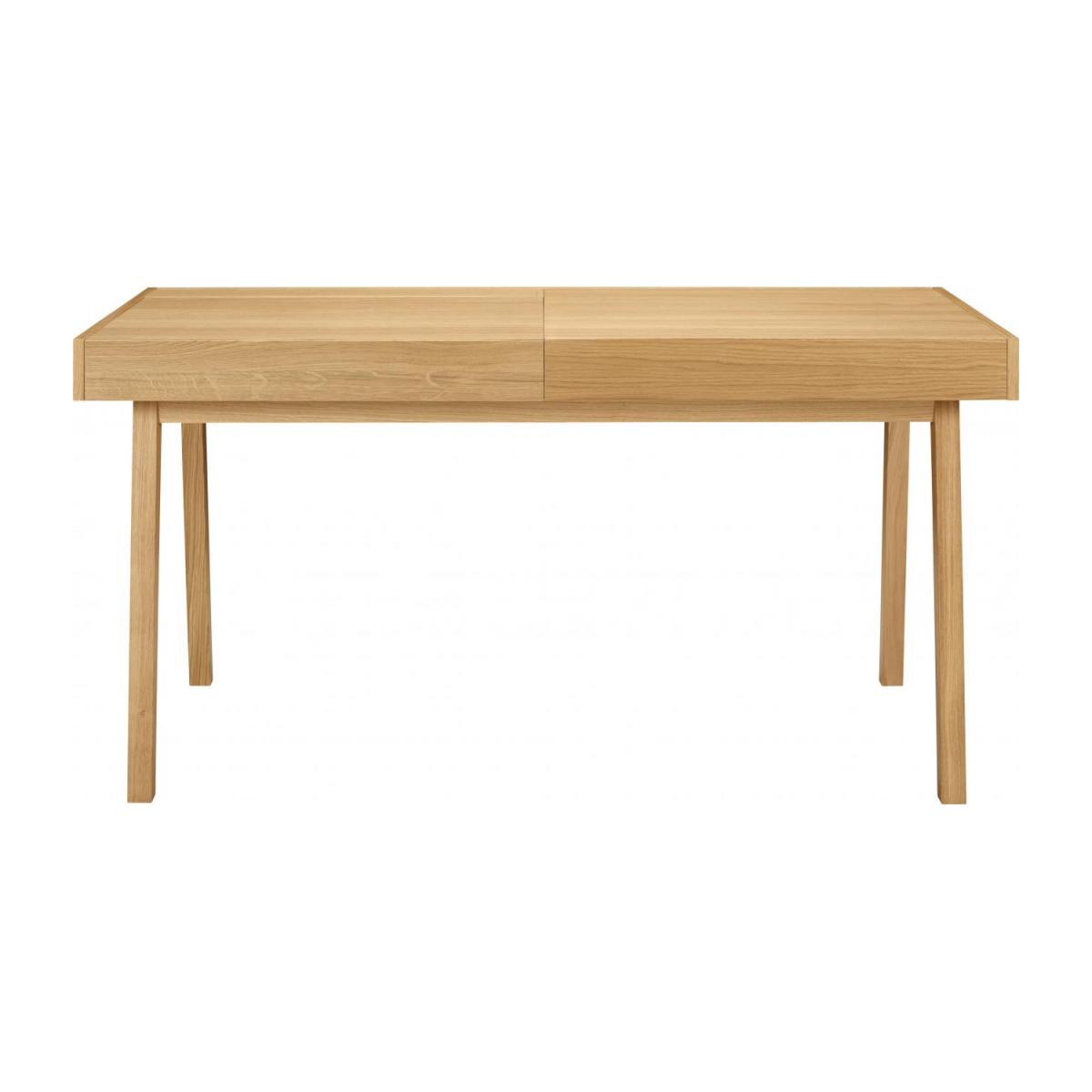 Big oak desk n°6