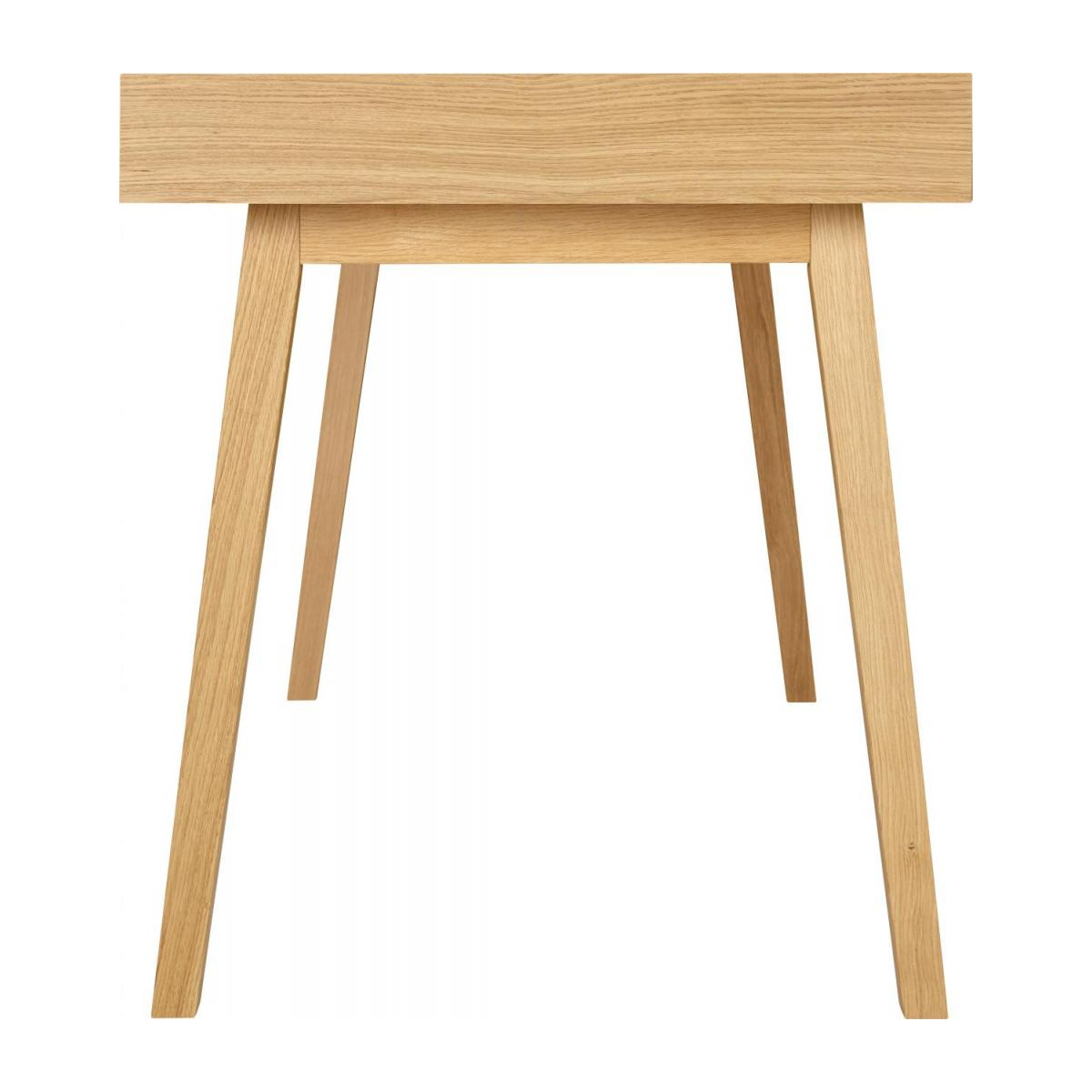 Big oak desk n°8