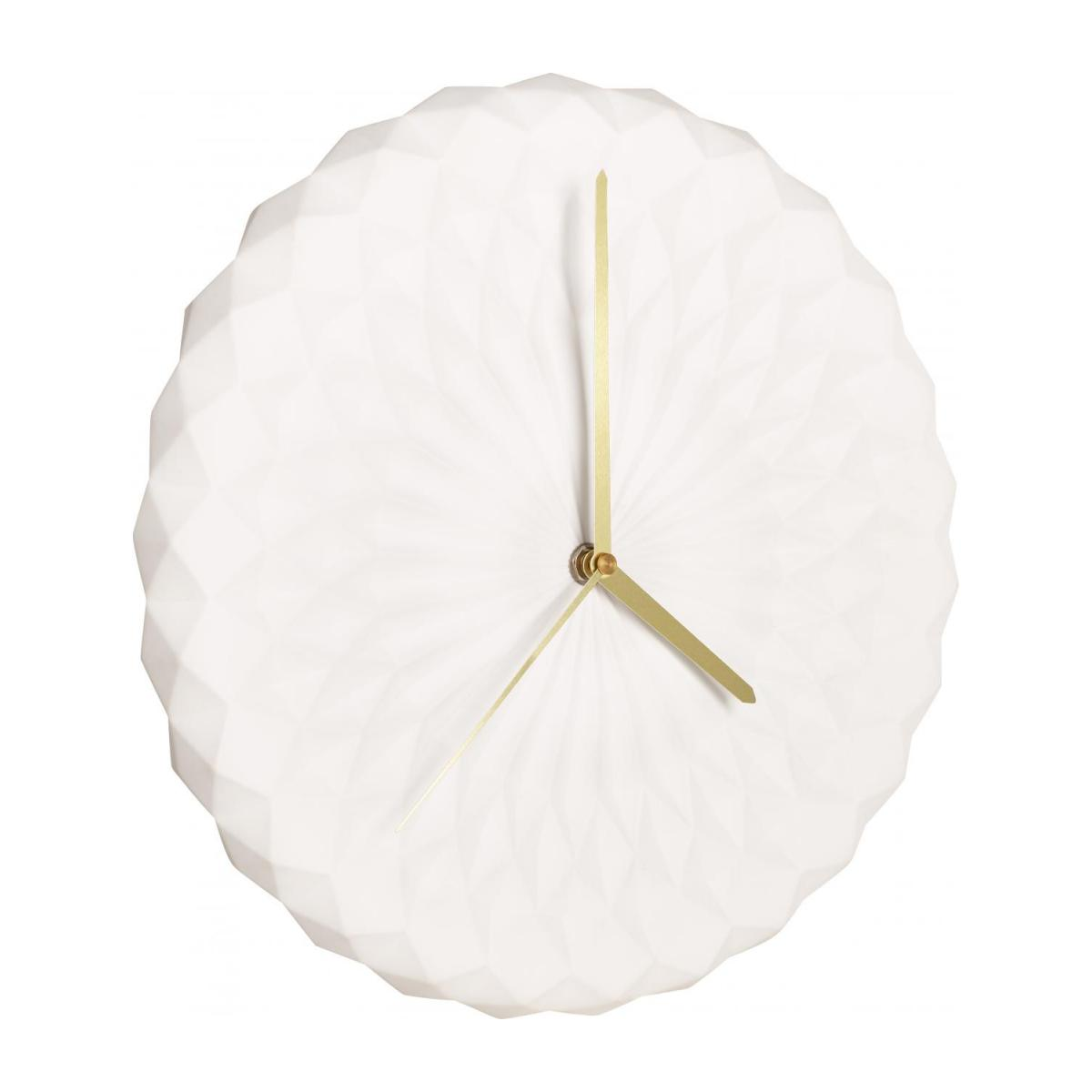 Reloj de pared - Porcelana n°1