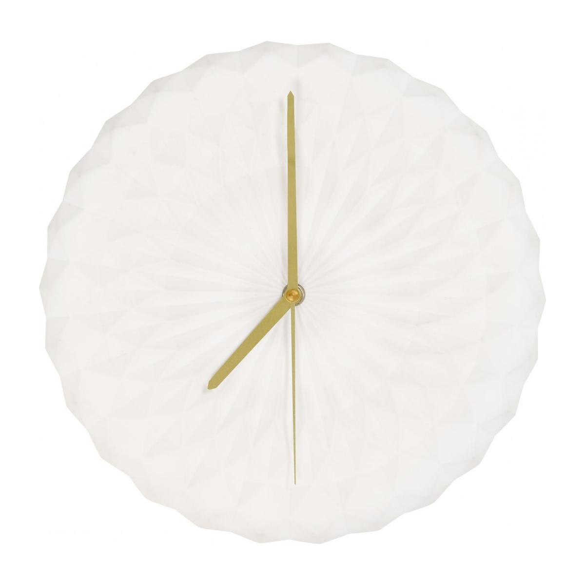 Reloj de pared - Porcelana n°2