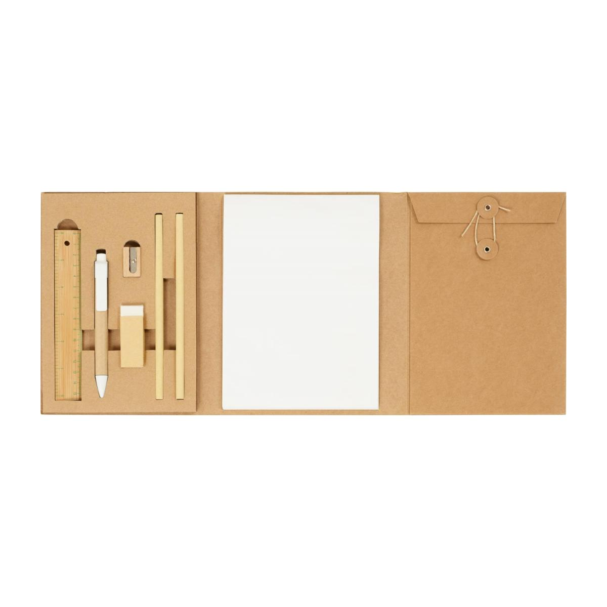 Kit de escritorio - Kraft n°1