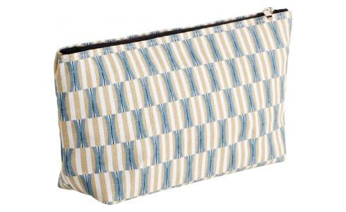 Trousse de toilette - Bleu - design by Floriane Jacques