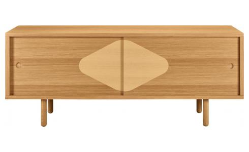 Sideboard aus Eiche - Design by Guillaume Delvigne