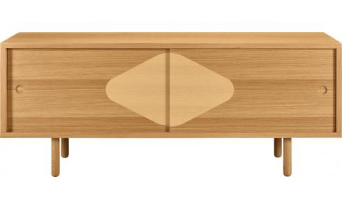 Buffet - Chêne - Design by Guillaume Delvigne
