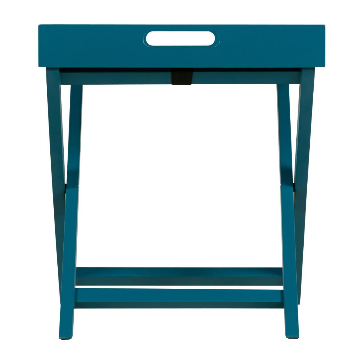 Table d'appoint - Bleu n°2