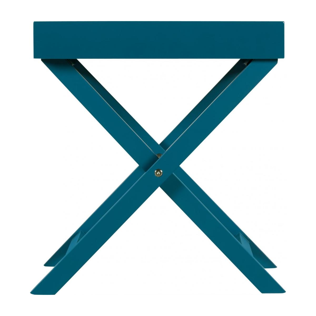 Table d'appoint - Bleu n°3