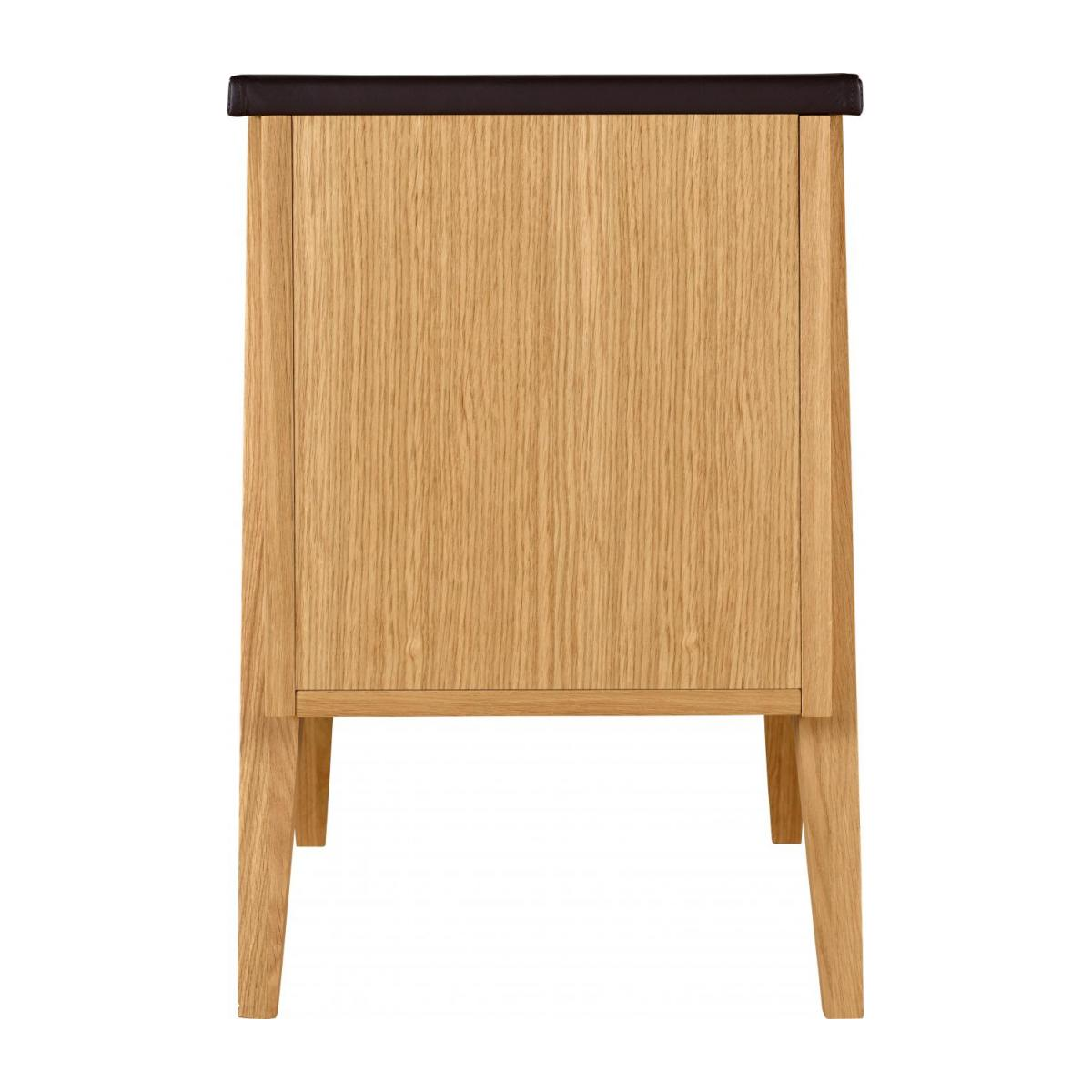 Cajonera de oficina - Roble- design by Habitat Design Studio n°4