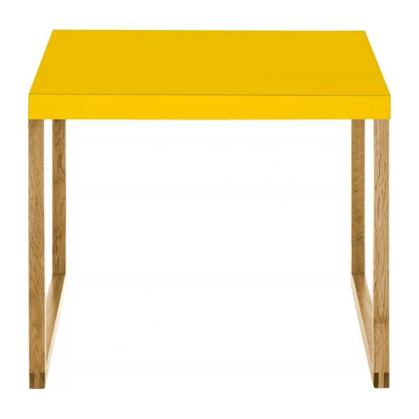 KILO/TABLE D'APPOINT MOUTARDE n°3