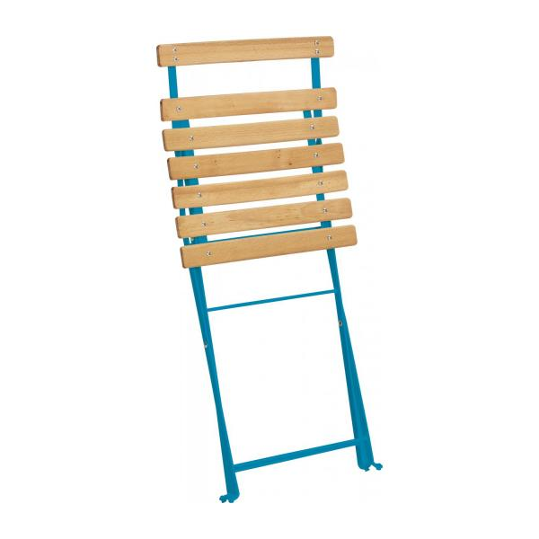 Foldable Garden Chair Blue n°2