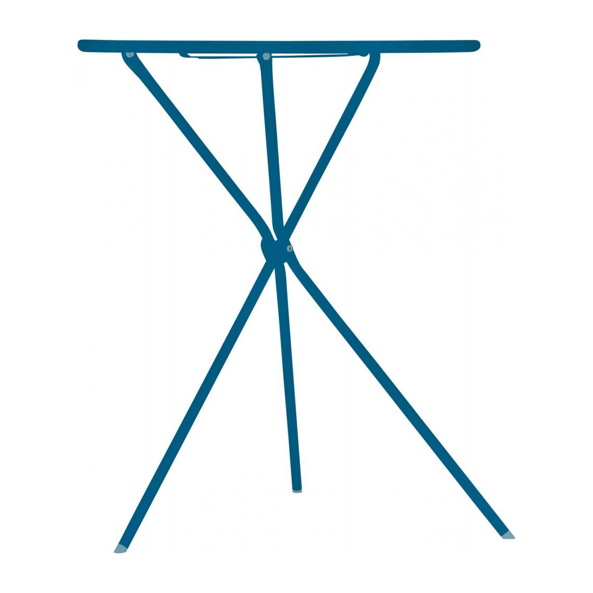 Table pliante bleue n°3