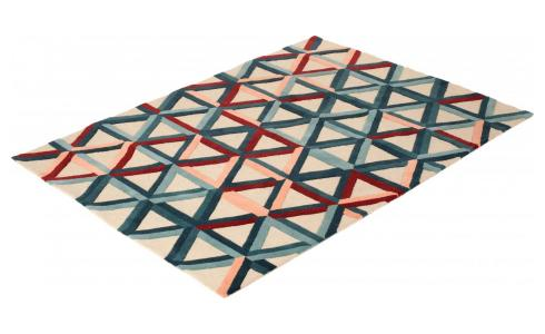 Tapis Tufté - 240 x 170 cm - Multicolore - design by Floriane Jacques