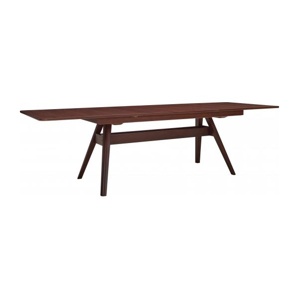 Table extensible - Noyer n°2