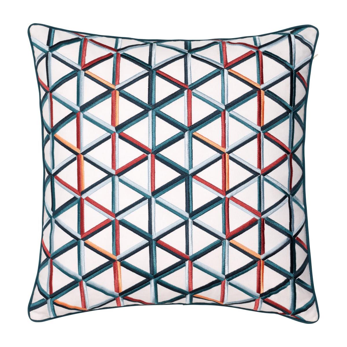 Coussin 45 x 45 cm - Multicolore - design by Floriane Jacques n°1