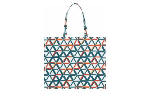Grand sac de shopping - design by Floriane Jacques