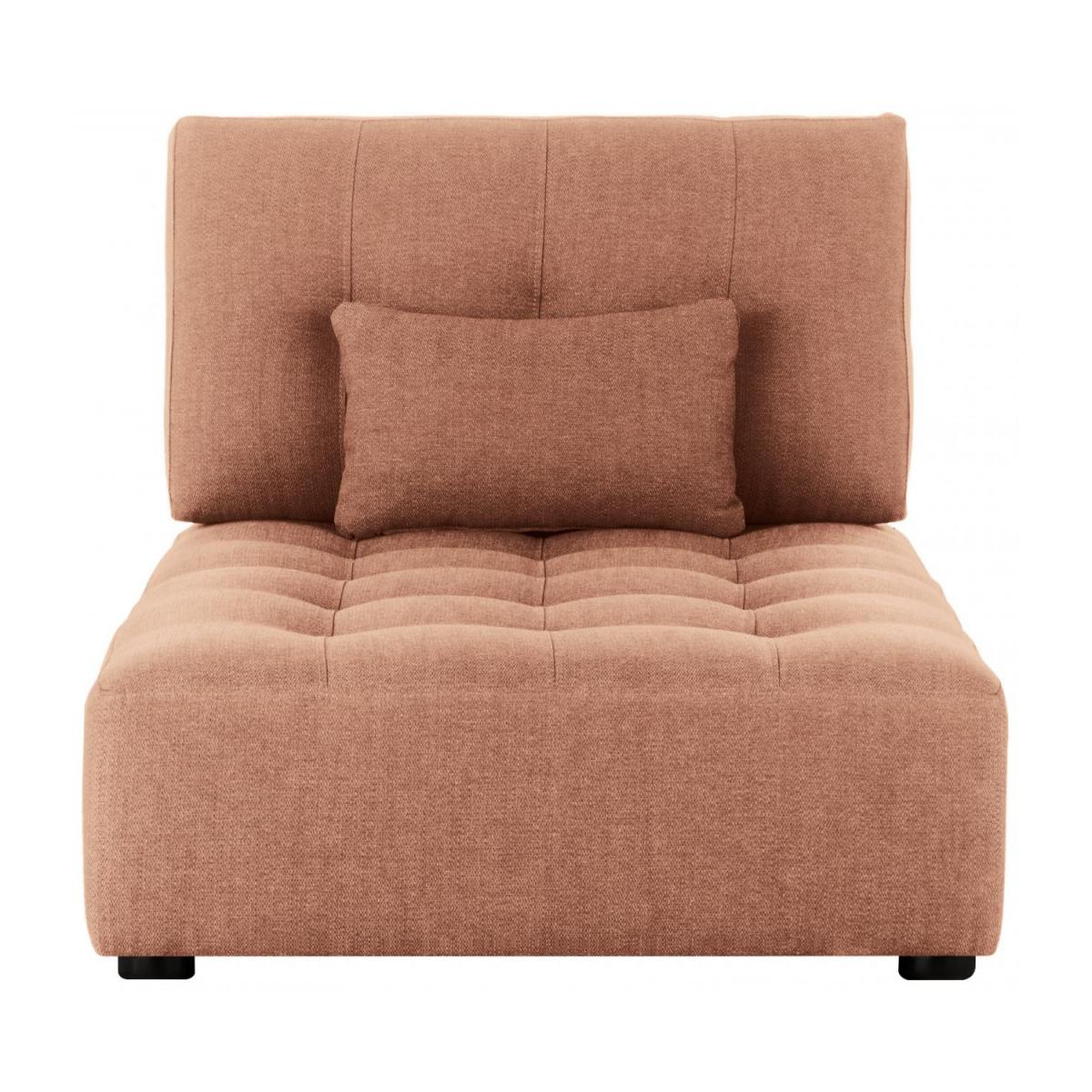 Chaiselongue-Tela-rosa n°2
