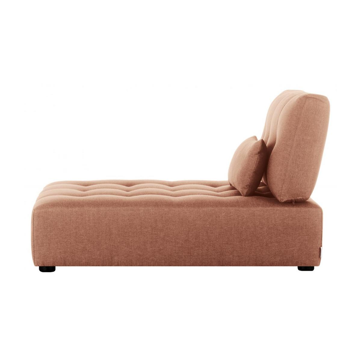 Chaiselongue-Tela-rosa n°3