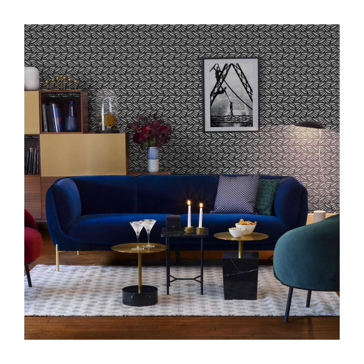 octave rouleau de papier peint design by floriane. Black Bedroom Furniture Sets. Home Design Ideas