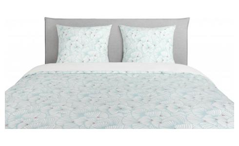 Bedlinen made of cotton 240x220cm + 2 pillowcases 65x65cm, with patterns