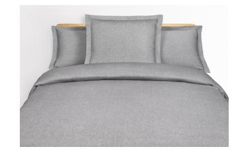 Duvet cover 140x200, grey