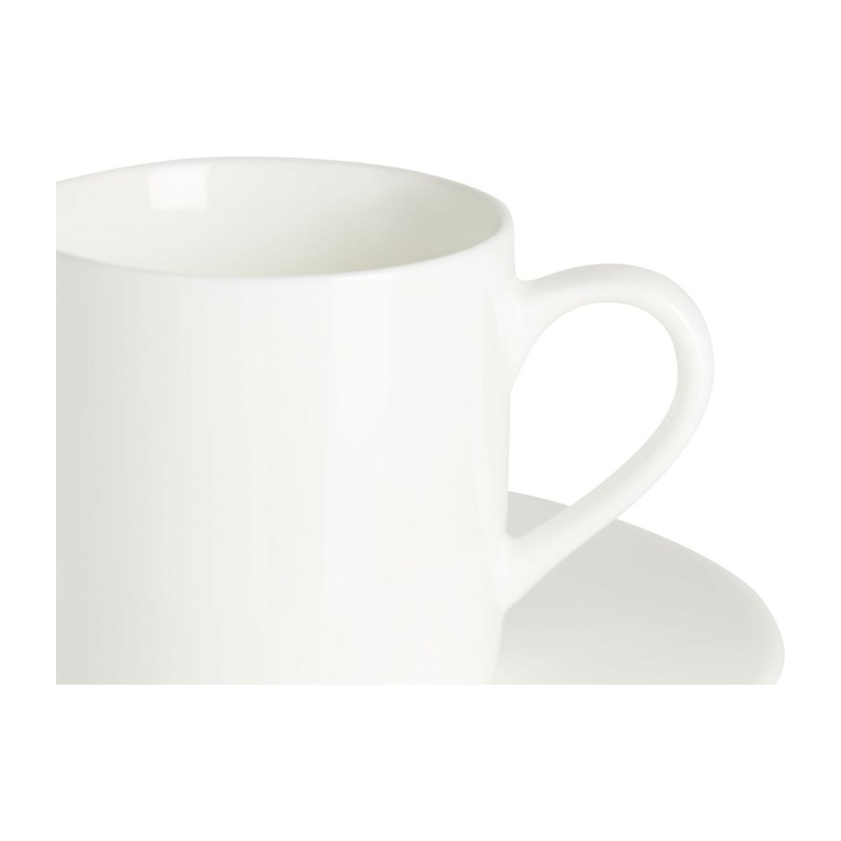 Coffee cup and saucer n°6