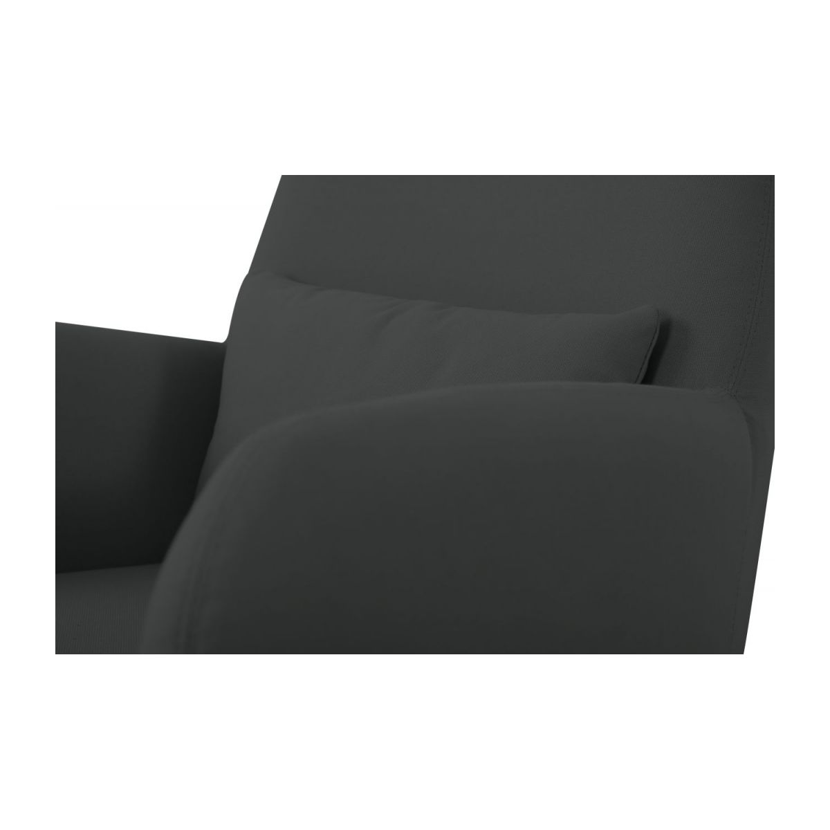 Fabric armchair n°7